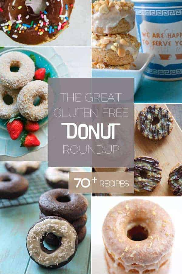 The Great Gluten Free Donut Roundup {Beard and Bonnet}