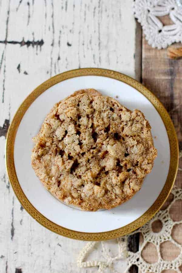 Cranberry White Chocolate Oatmeal Cookies {Beard and Bonnet}